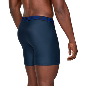 "Under Armour Tech 6"" Boxerjock - 2 Pack"