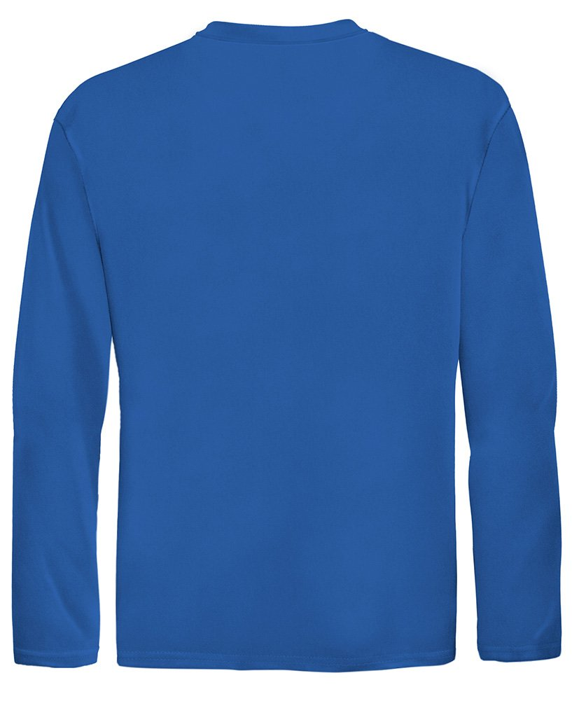 DRI-EQUIP Youth Long Sleeve Moisture Wicking Athletic Shirts. Youth Sizes XS-XL, Multiple colors available - Ctfitnesswear