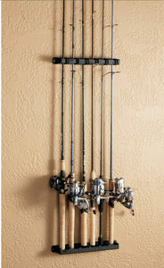 Berkley BAVRR Vertical Rod Rack, Black - Ctfitnesswear