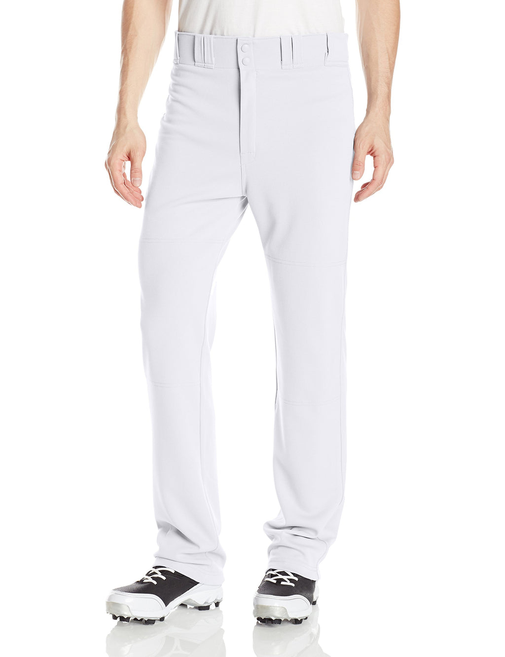 Copy of EASTON RIVAL 2 Baseball Softball Pant  | White | 2020 | Double Reinforced Knee | Elastic Waistband w/ 2 Color Internal Easton Logo | 2 Batting Glove Pockets | 100% Polyester - Ctfitnesswear