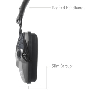 Howard Leight by Honeywell Impact Sport Sound Amplification Electronic Shooting Earmuff (R-02524)