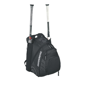 DeMarini Voodoo Rebirth Baseball Backpack-Black - Ctfitnesswear