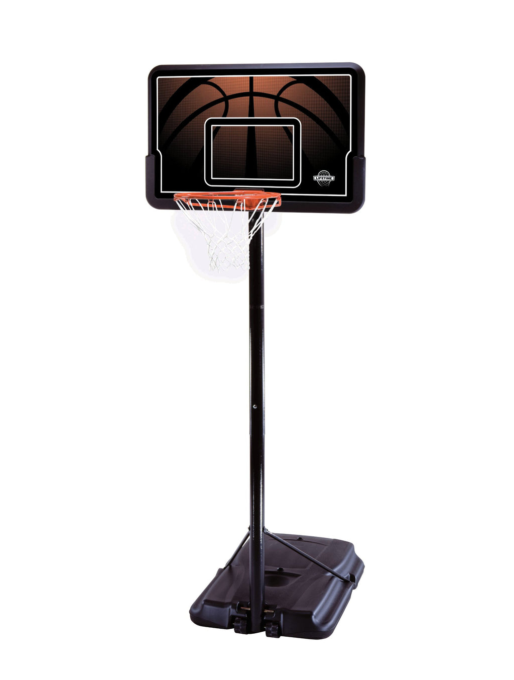 Lifetime 90040 Height Adjustable Portable Basketball System, 44 Inch Backboard - Ctfitnesswear