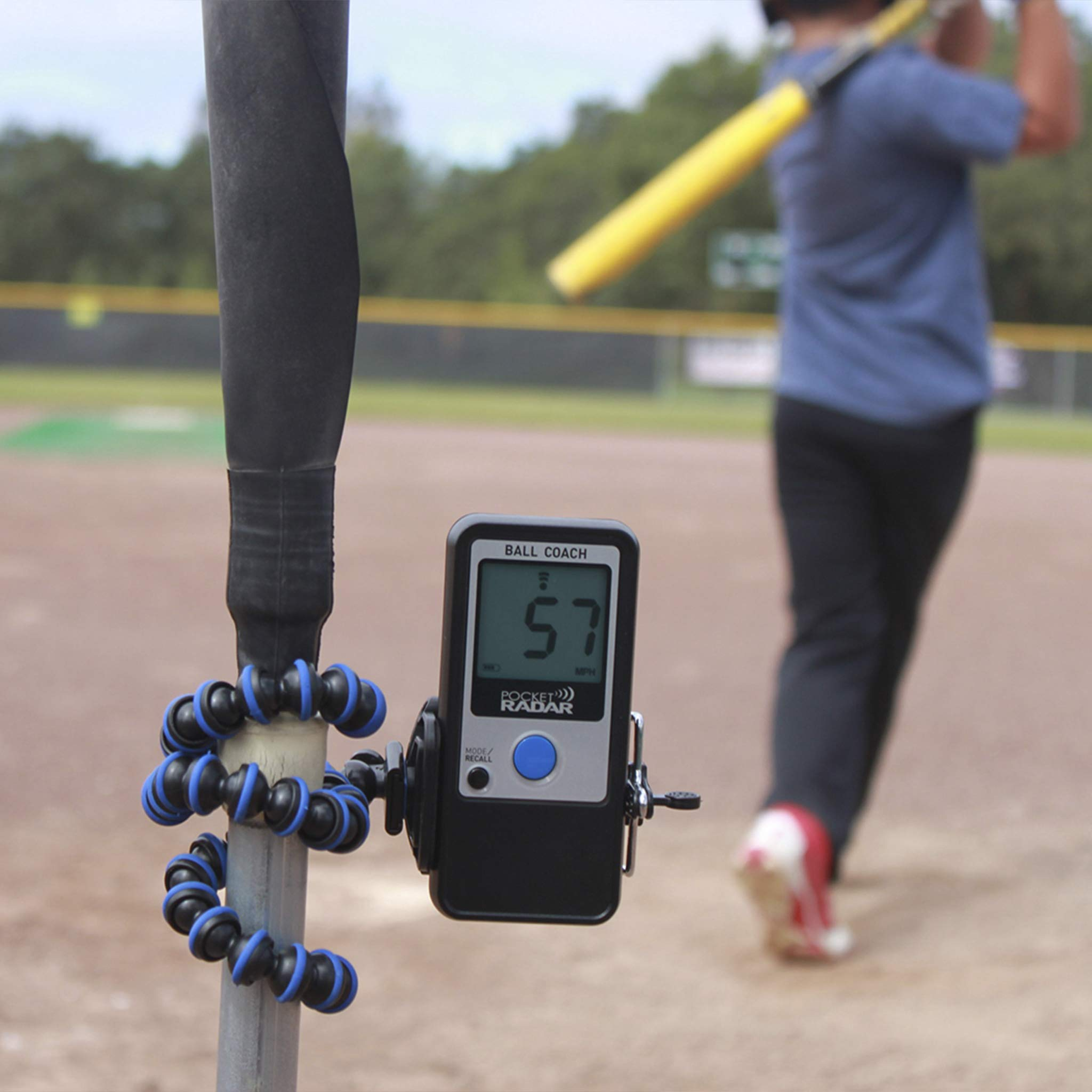 Pocket Radar Ball Coach / Pro-Level Speed Training Tool and Radar Gun - Ctfitnesswear