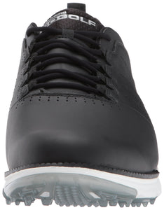 Skechers Men's Go Golf Elite 3 Golf Shoe,Black/White,click for sizes - Ctfitnesswear
