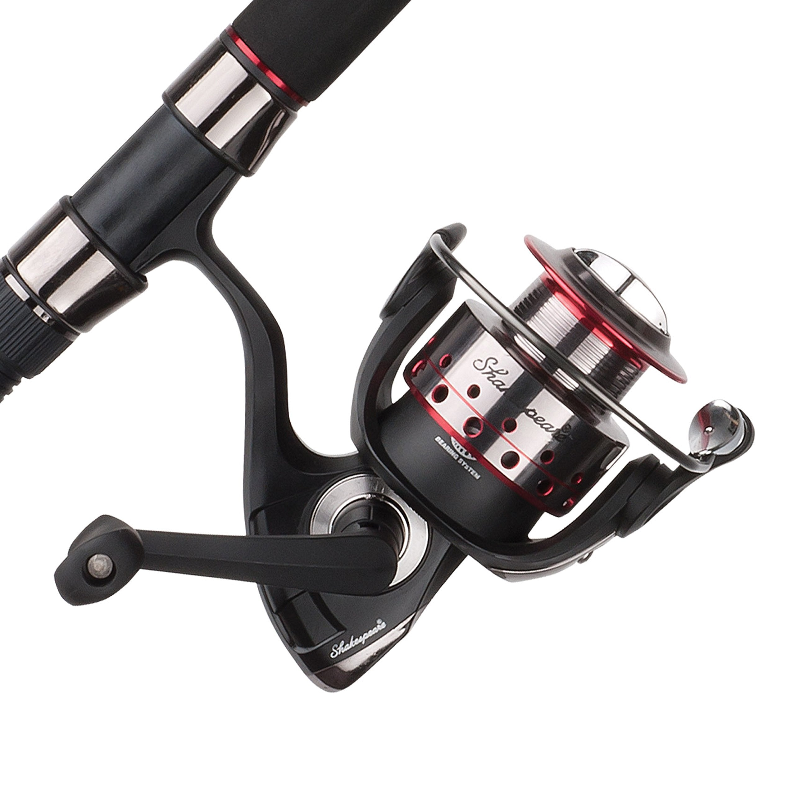 Ugly Stik USSP602M30CB Shakespeare USSP602M/30CBO GX2 Spinning Fishing Reel and Rod Combo, 6 Feet, Medium Power - Ctfitnesswear