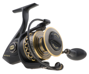 Penn 1338219 Battle II 4000 Spinning Fishing Reel - Ctfitnesswear