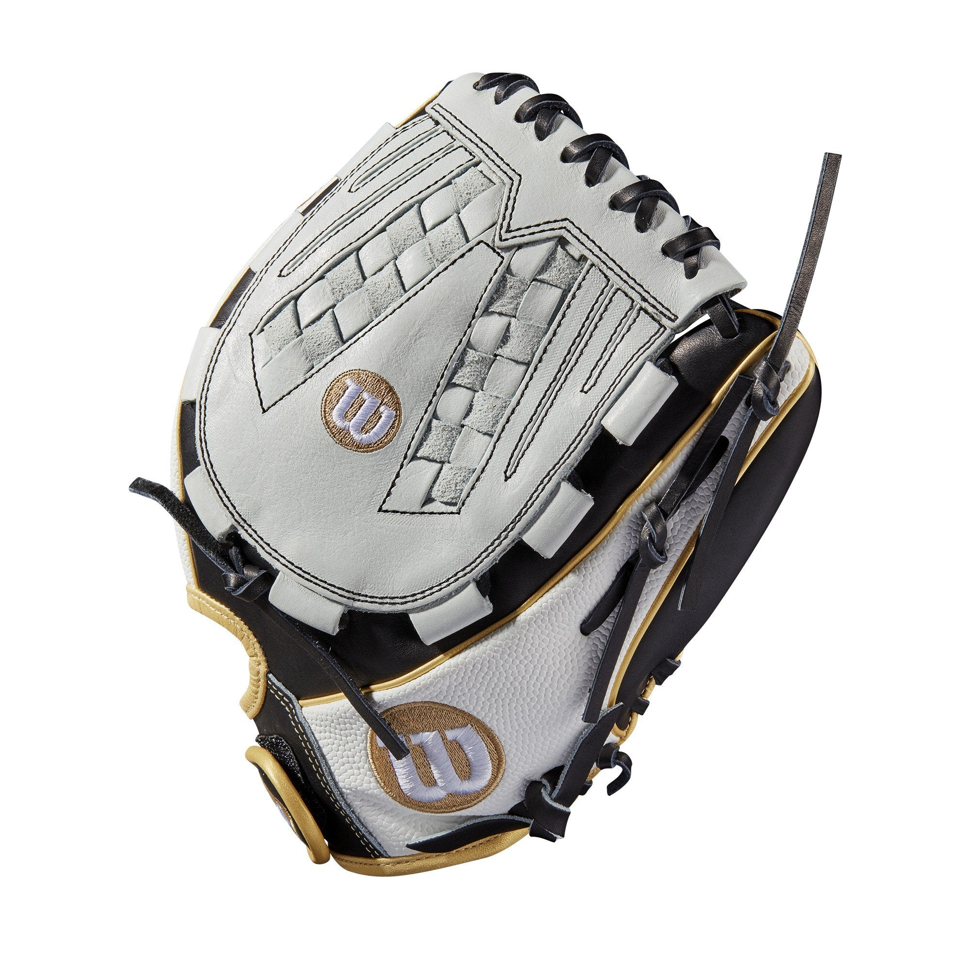 "Wilson A2000 V125 12.5"" Outfield Fastpitch Glove - Right Hand Throw - Ctfitnesswear"