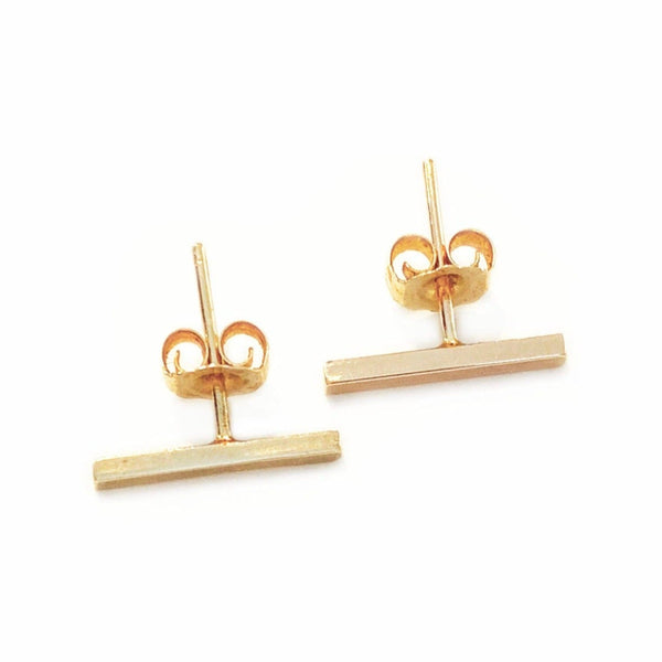 Square Bar Earring