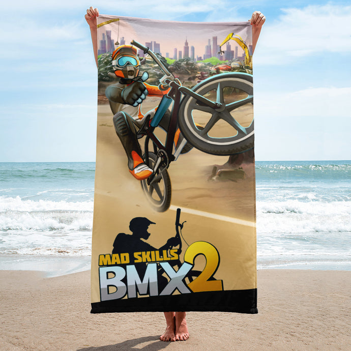 Mad Skills BMX2 Towel