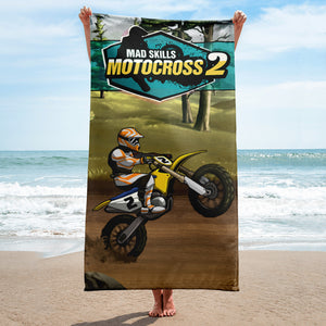 Mad Skills Motocross 2 Towel