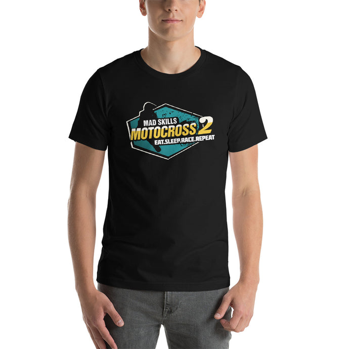 Mad Skills Motocross 2 Logo T-Shirt