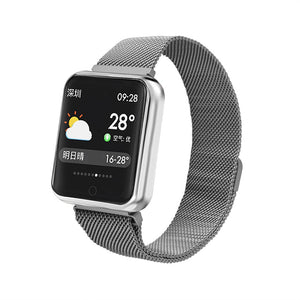 Smartwatch Fitness IP68 - Android e iOS