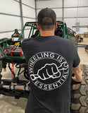 Wheeling is Essential Tee