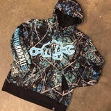 BK SERENITY GIRL CAMO Hoodie - Busted Knuckle Gear