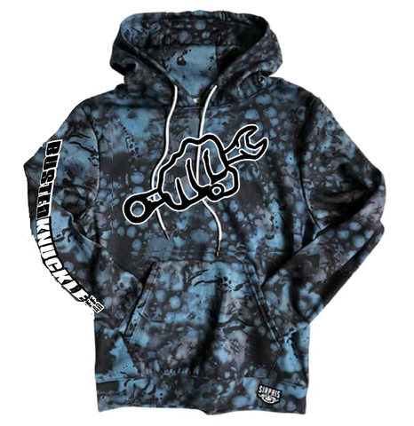 Busted Knuckle Performance CAMO Hoodie