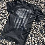 Black Flag Tee - Busted Knuckle Gear