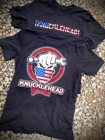 Knucklehead Garage Patriot Tee