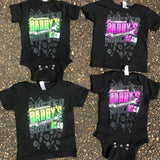 Daddy's Little Mechanic Onesies and Tees