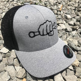 BK Flexfit Trucker Hats OSFA - Busted Knuckle Gear