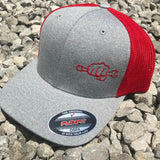 BK Flexfit Trucker Hats OSFA