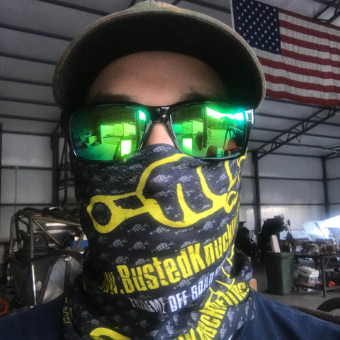 BK Multi Purpose Bandannas - Busted Knuckle Gear