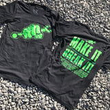 Make it or Break it Tee 2.0 - Busted Knuckle Gear