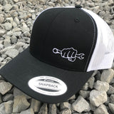 Snap back Trucker Hats - Busted Knuckle Gear