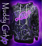 BK MUDDY GIRL XP CAMO Hoodie - Busted Knuckle Gear