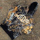YOUTH BK Camo Hoodies - Busted Knuckle Gear
