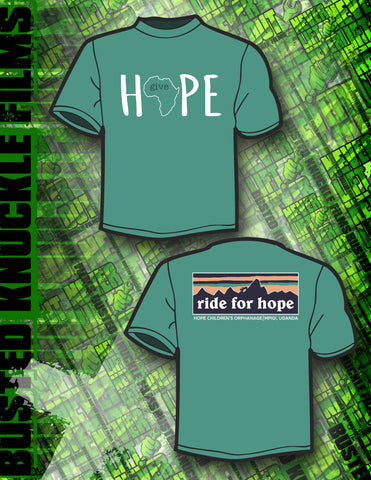 Ride for Hope Tees for Charity (PREORDER) - Busted Knuckle Gear