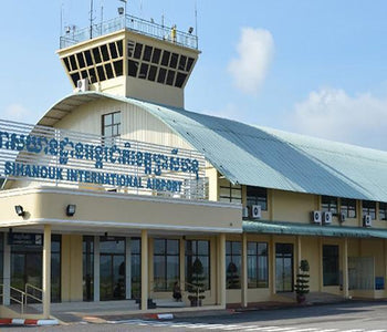 How To Get from Sihanoukville Airport to Kampot