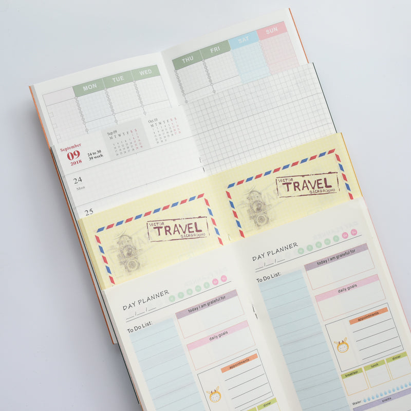 Planner Insert | For Traveler's Notebook