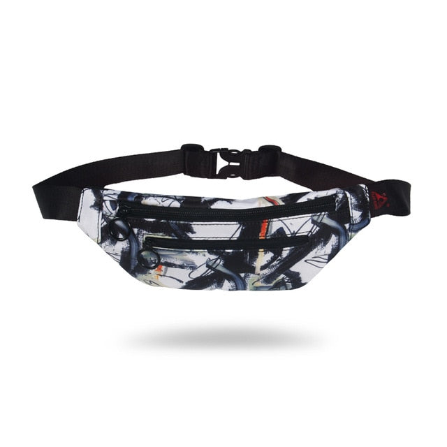 Slim-Fit Waist Bag