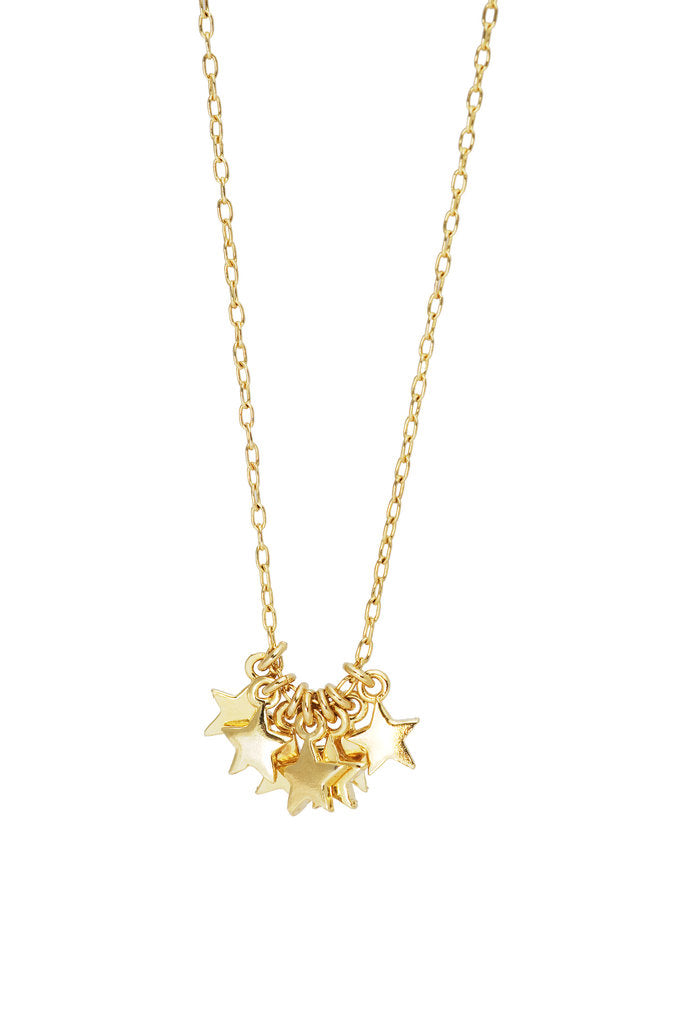 Itty Bitty Star Charm Necklace