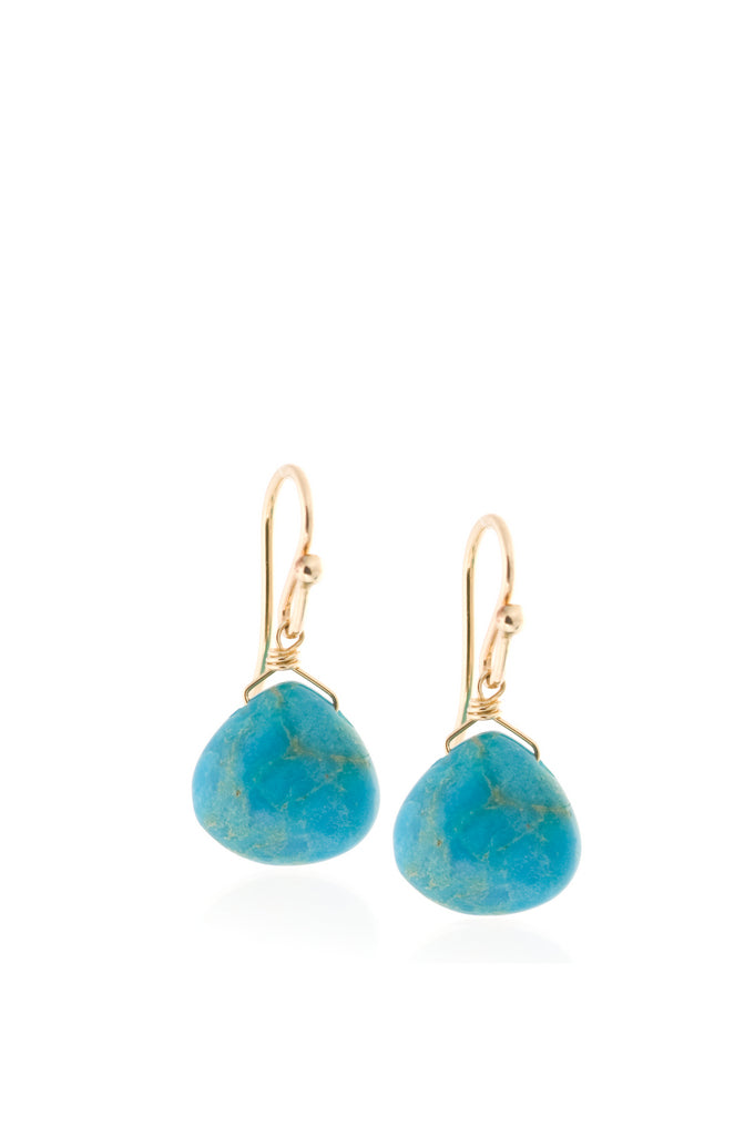 Turquoise Tabiz Earrings
