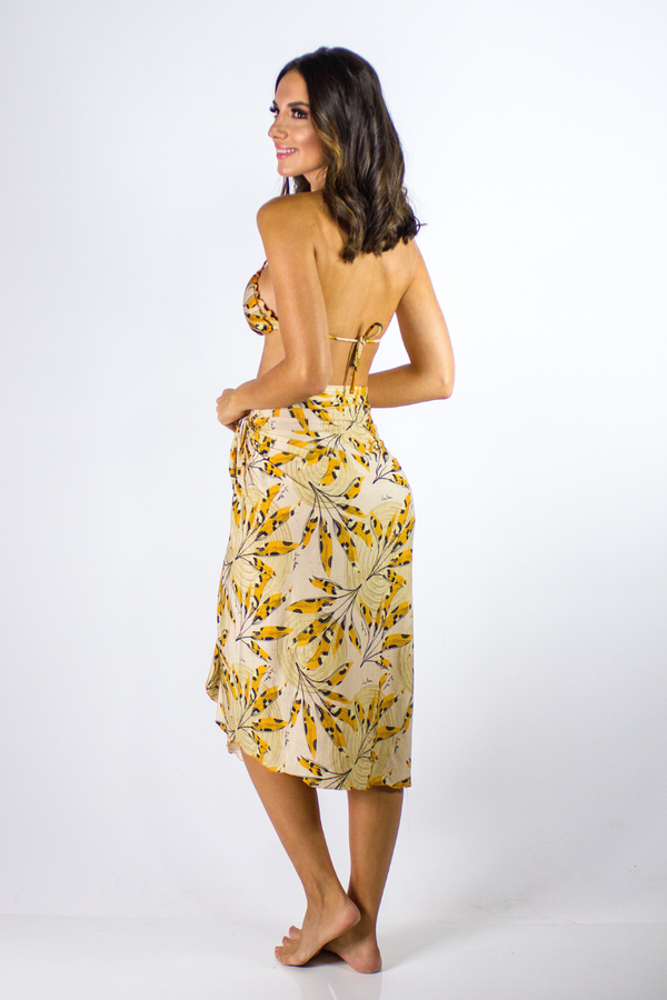 Golden Hour Cover Up Skirt Pareo