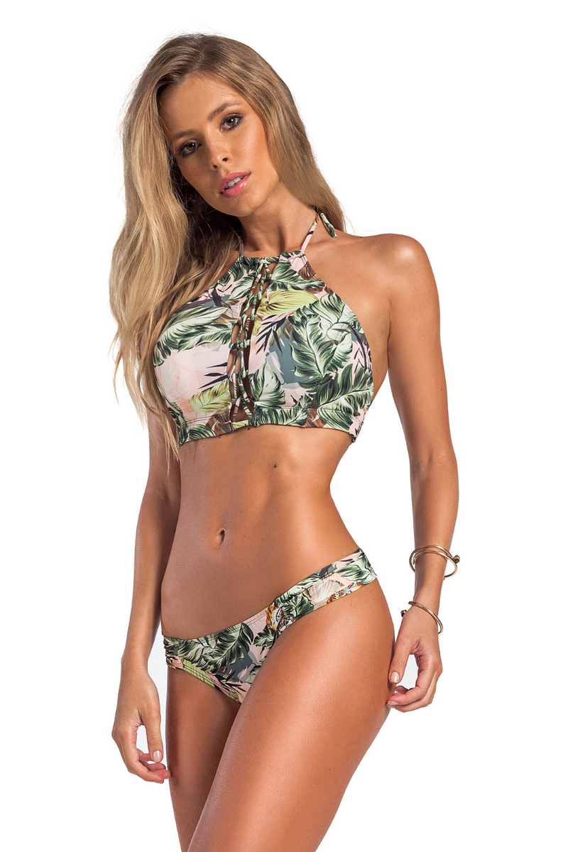 Tropical Fever Bikini Bottom