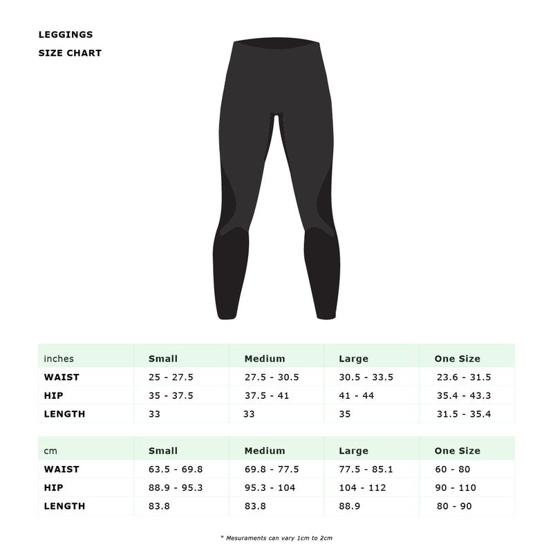 Mystery High Waisted Legging