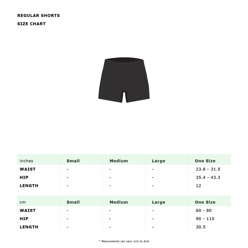 BUTTERFLY SPEED SHORTS