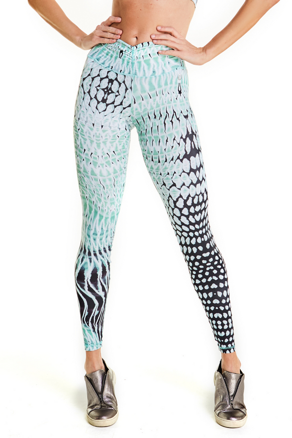 Ultra Fab Push Up Legging