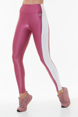 DUANE RIBBED LEGGING
