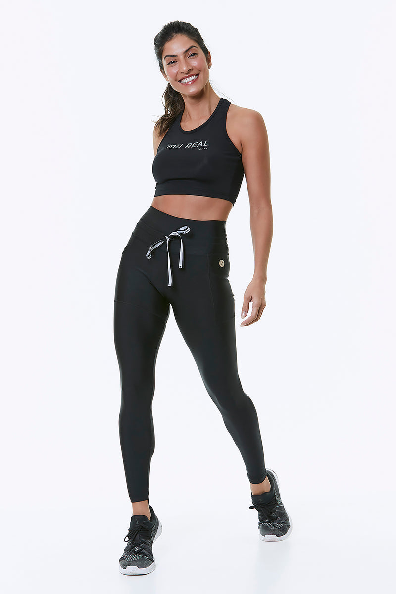MAYA BLACK LEGGING