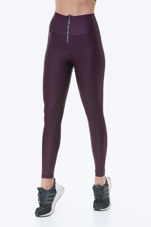 PURPLE ATACAMA LEGGING