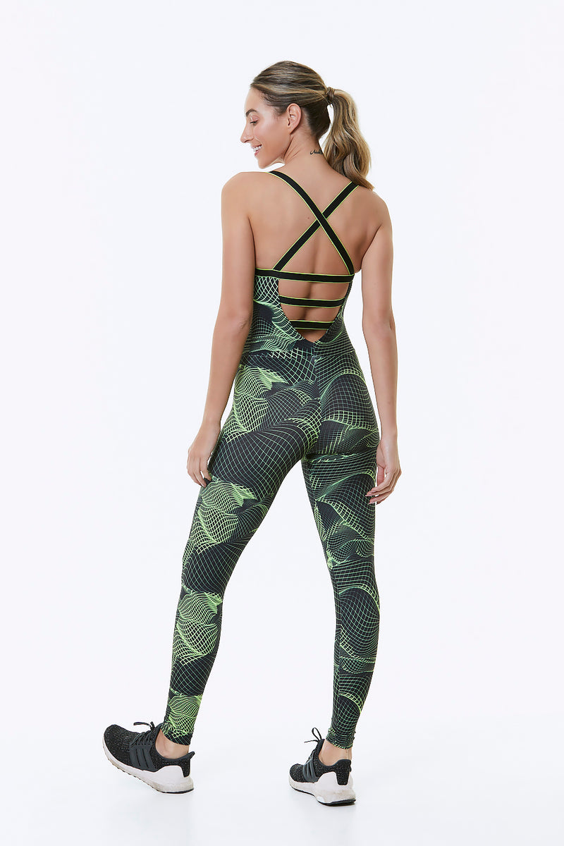 Legacy Workout Jumpsuit