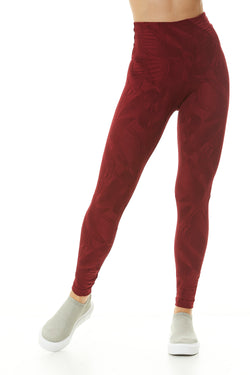 ILUSION TEXTURED LEGGINGS