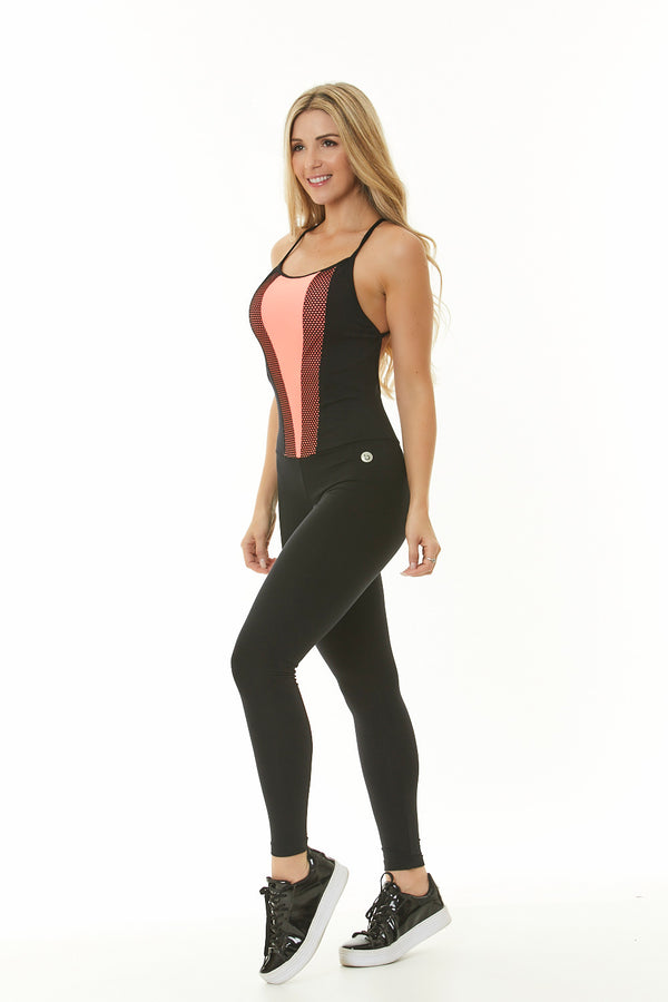 STACK WORKOUT JUMPSUIT