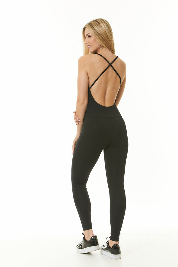 WORKOUT JUMPSUIT - STACK