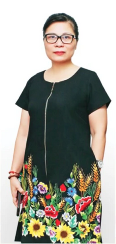 Ms. Le Thi Tham - Owner and Director of Truc Lam Handmade
