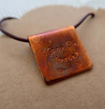 """Keep On Movin"" - Handcrafted Necklace"